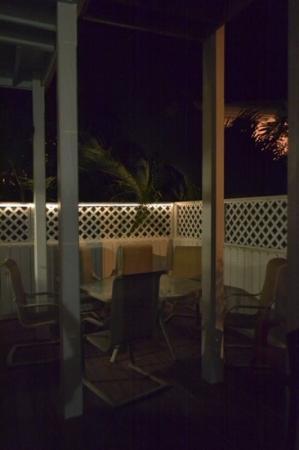 Caribbean House: relax area