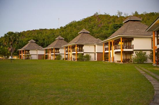 Domaine de La Reserve: Palazzine ospiti
