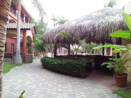 Estancia Real Los Cabos: AREAS VERDESY PRINCIPAL ACCESO