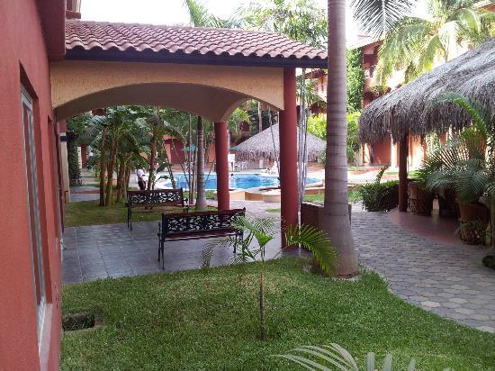 Estancia Real Los Cabos: MUY RELAJANTE SUS ACCESOS