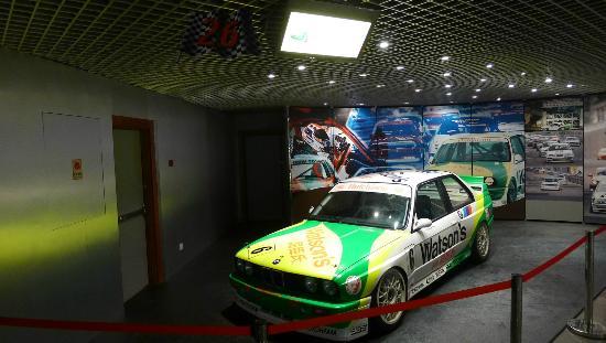 Grand Prix Museum: Great displays at the Grand Prix Museum 