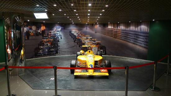 Great displays at the Grand Prix Museum (8)