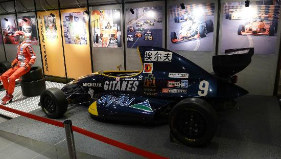Museum Grand Prix: Great displays at the Grand Prix Museum (10)