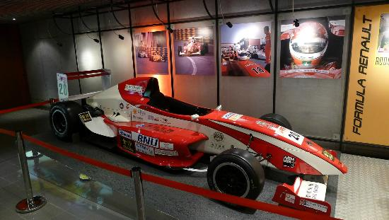 Museum Grand Prix: Great displays at the Grand Prix Museum (d)