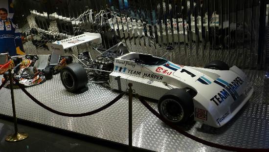 澳門大賽車博物館照片