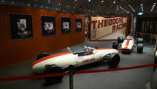 Great displays at the Grand Prix Museum (6)