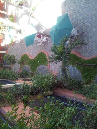 Estancia Real Los Cabos: LOS PASILLOS SUPER LIMPIOS