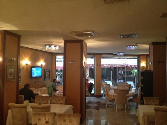 Turvan Hotel: turvan lobby