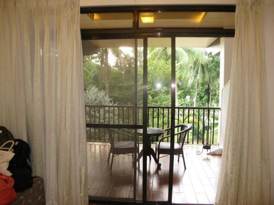 Precious Garden Samal: balcony