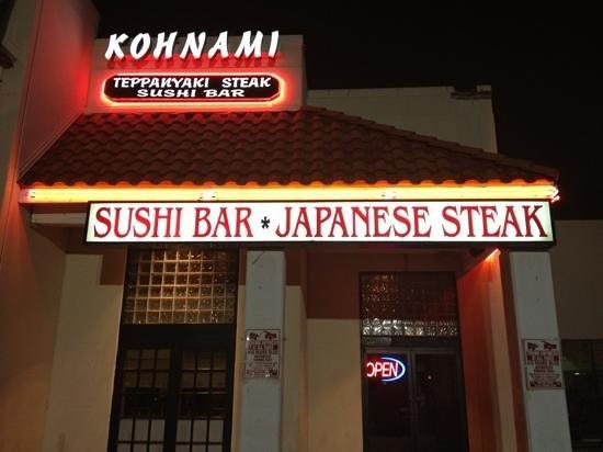 Kohnami Restaurant: Kohnami spi