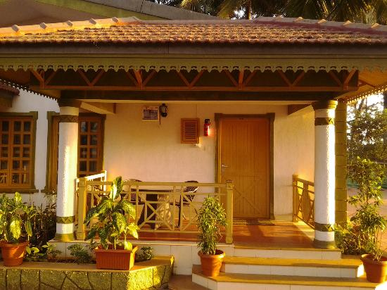 Murud, India: Deluxe AC cottage