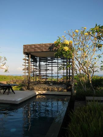 Alila Villas Uluwatu: view from room