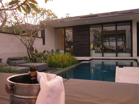 Alila Villas Uluwatu: Pool in villa