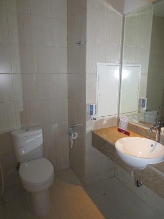 favehotel Braga: Bathroom