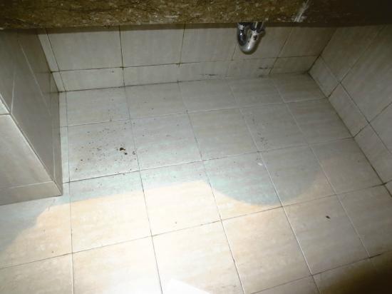 favehotel Braga: Dirty floor