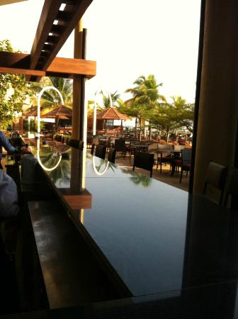 Eko Hotels & Suites: View from the bar