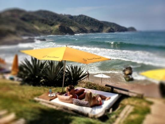 Rocka Beach Lounge & Restaurant: View