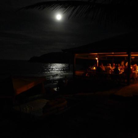 Rocka Beach Lounge & Restaurant: Dinner