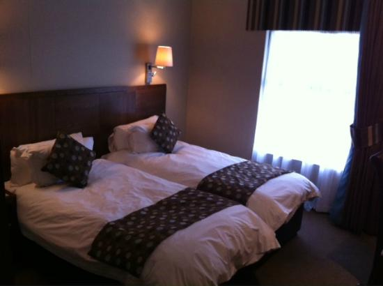 Protea Hotel Pretoria Hatfield: Double room