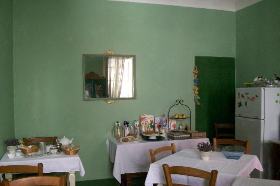 B&B Antica Maison: Sala Colazione