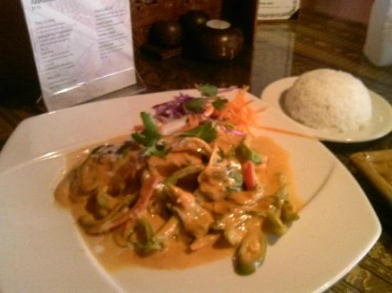 Chanida Thai Cuisine: Delicately seasoned and perfectly prepared cuisine.
