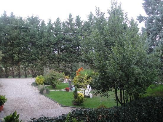 B&B Palmirano 96: Back Garden
