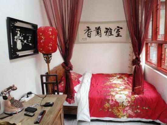 Tiananmen Best Year Courtyard Hotel: Bedroom