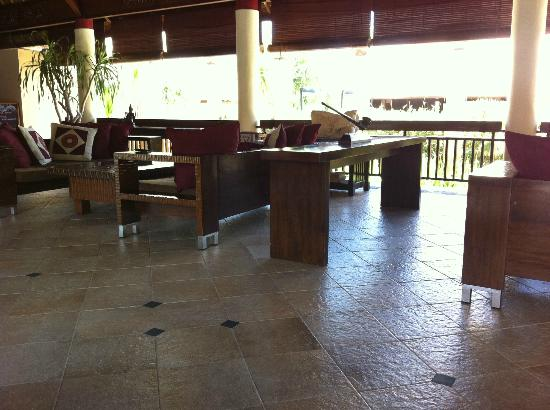 Mutiara Bali Boutique Resort & Villas: Lobby
