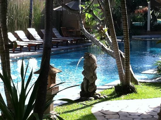 Mutiara Bali Boutique Resort & Villas: Pool
