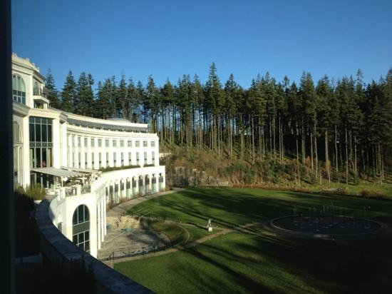 Powerscourt Hotel, Autograph Collection: Exquisite view from our suite!