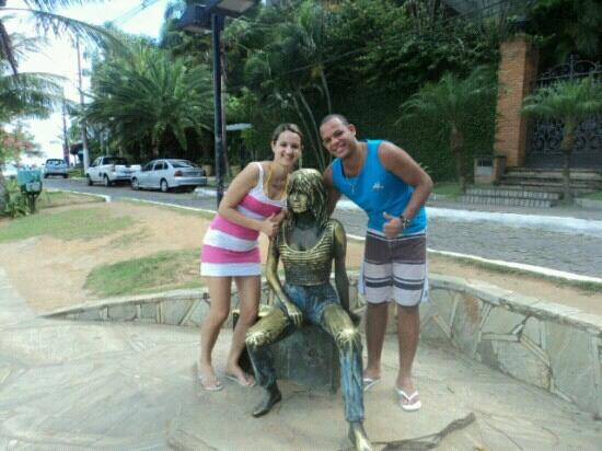 Armacao Beach: Brigit bardot