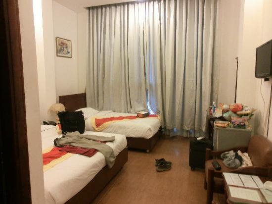 Lan Phuong: ツインの室内