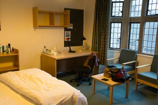 University Of Lincoln Student Room