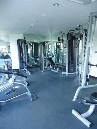 Pullman Bali Legian Nirwana: Gym.