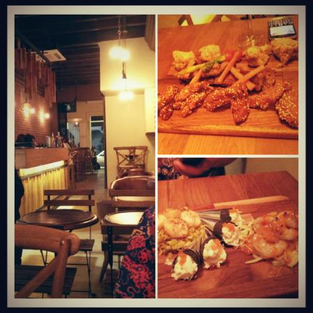 Platters: 2nd chef