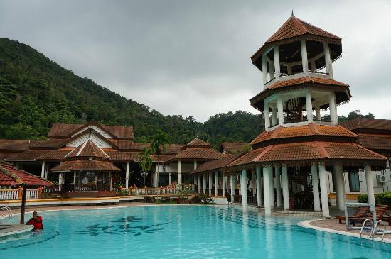 Teluk Dalam Resort: pool