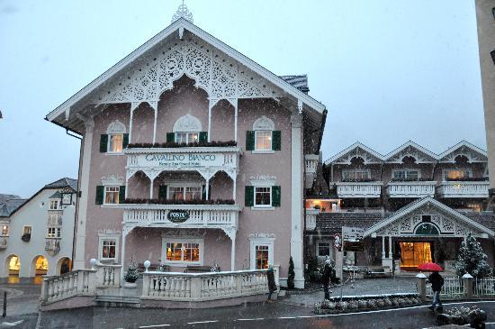 Cavallino Bianco Family Spa Grand Hotel: esterno