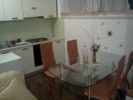 Apartments My Way: kitchen