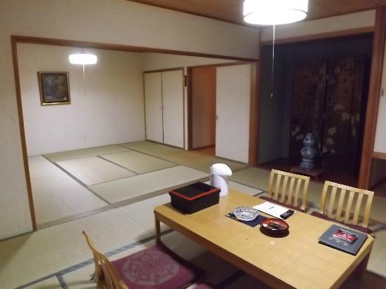 Suigunnoyado: 客室