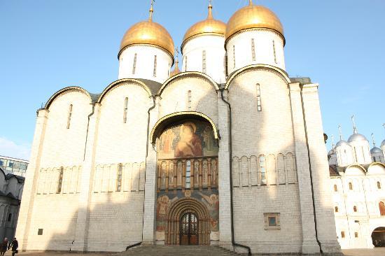 Resultado de imagen de catedral Asunción Kremlin