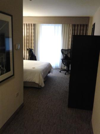 Hilton Garden Inn Times Square: King room