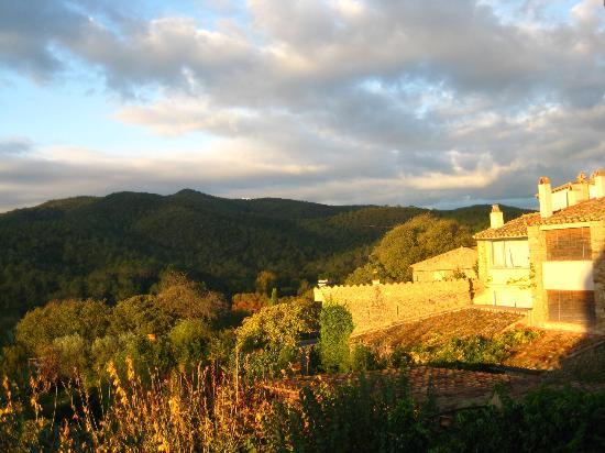 La Placa de Madremanya: Vistas al pueblo Madremanya