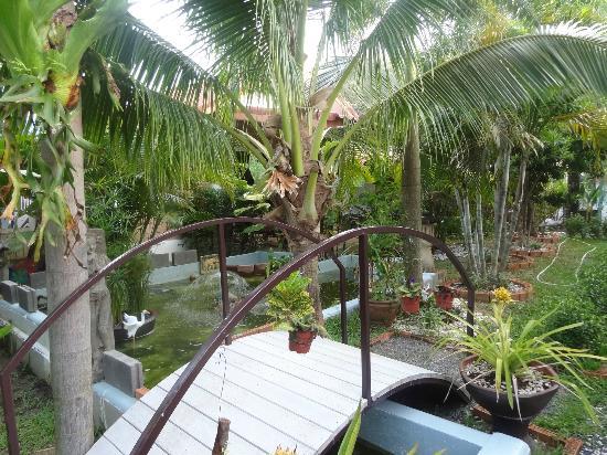 Sanuk Bungalows : Garten