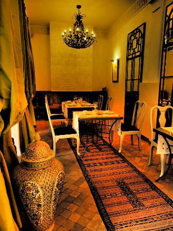 Riad Idra: Dining