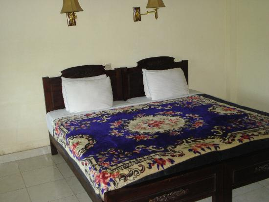 Ubud Sensasi Bungalow : Clean and comfortable bed