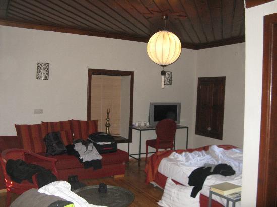 Alp Pasa Hotel: blick ins superior zimmer
