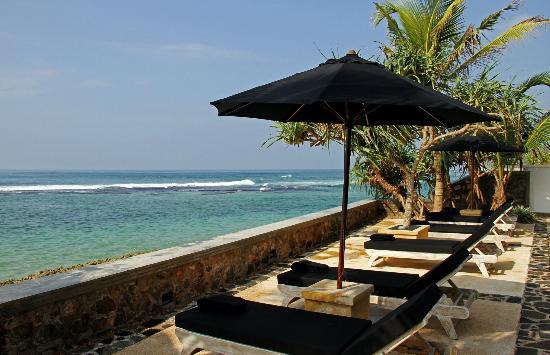 WB Villa : Terrazza vista Barriera Corallina