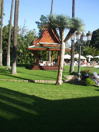 Hotel Botanico & The Oriental Spa Garden: Spa area