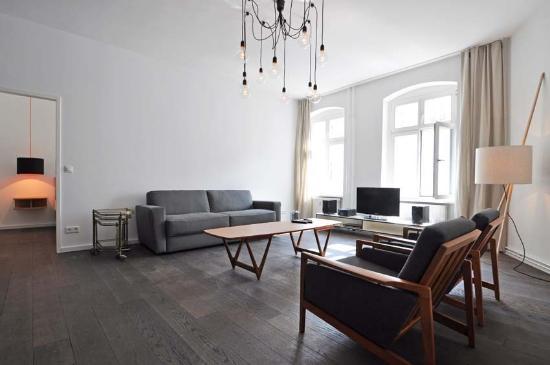 Homage Design Apartments Orange Living