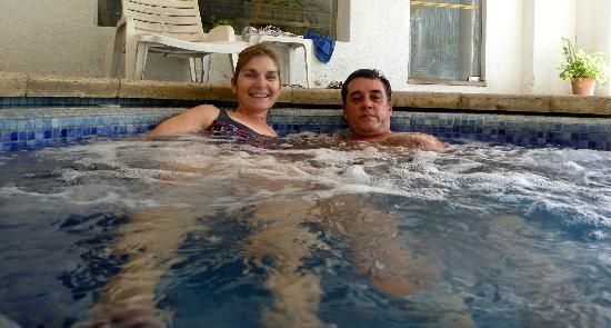 Hotel Esperanza & Artemisa Spa: hidromasaje
